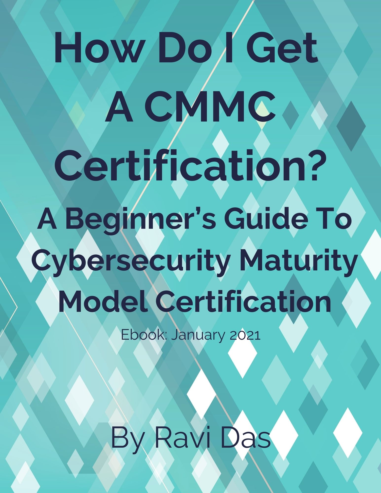 How Do I Get A CMMC Certification?